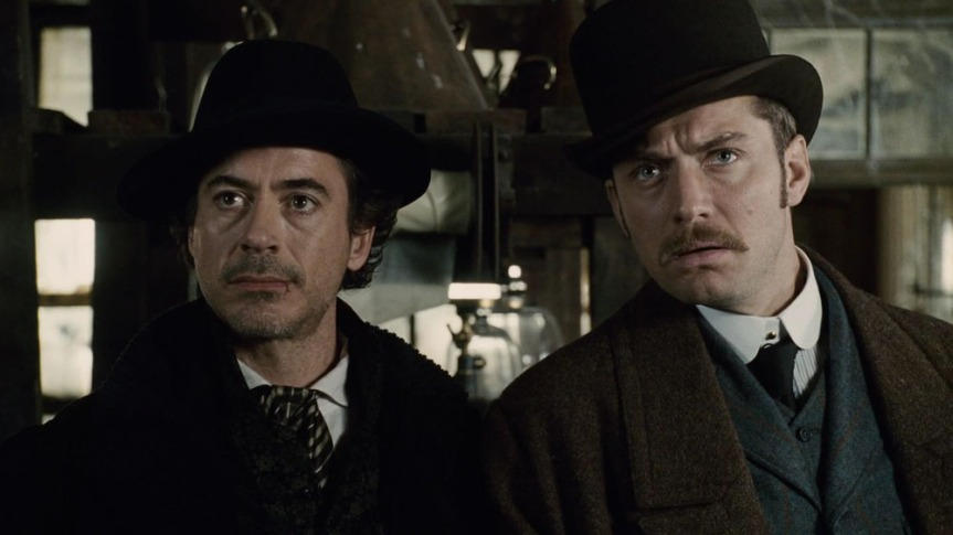 Is Robert Downey Jr. Ready For Sherlock Holmes3?