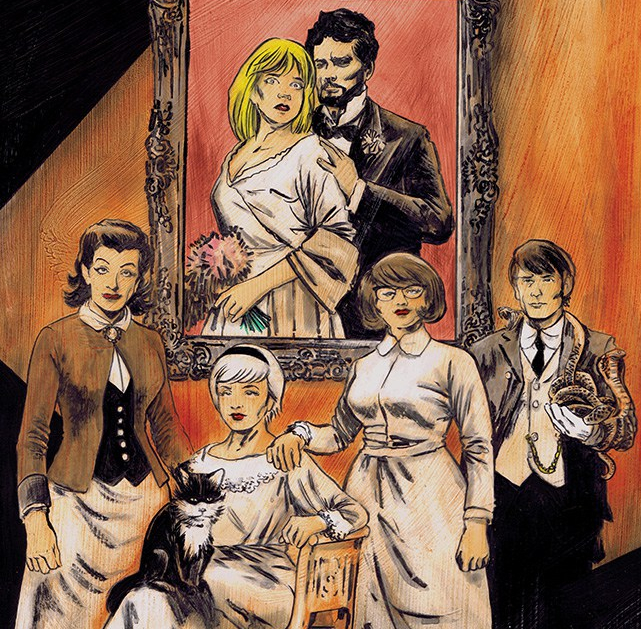 The Chilling Adventures of Sabrina Fills Out MoreRoles