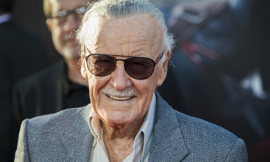 More Worries for Stan Lee – Health Issues and a Major Theft