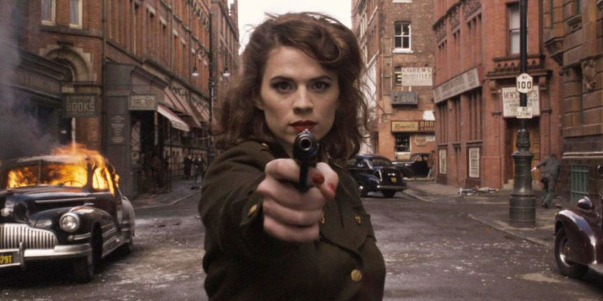 Hayley Atwell Shuts Down Some Agent CarterRumours