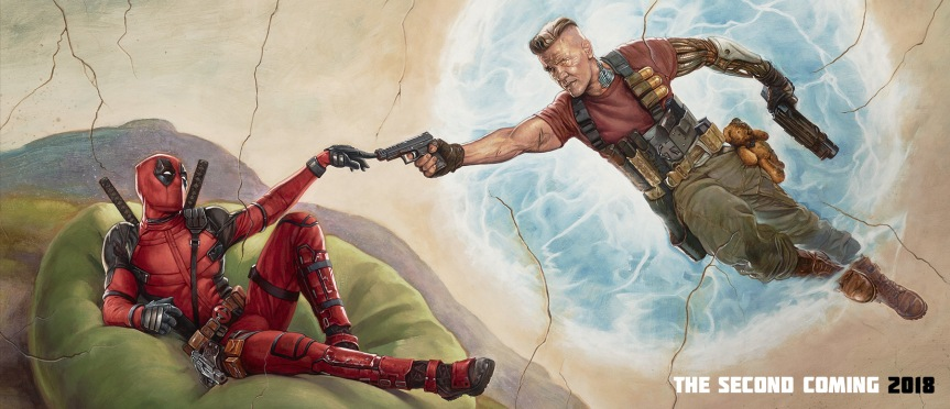 Fan-Favourites and Internet Heroes Unite as Deadpool 2's Final Trailer Lands.