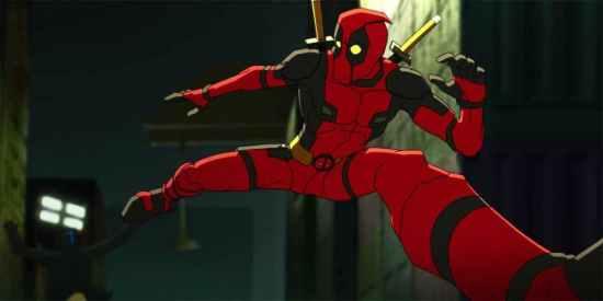 Deadpool Animated Series 2