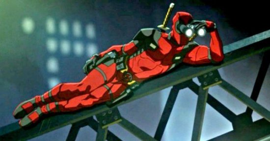 Deadpool Animated Series 5