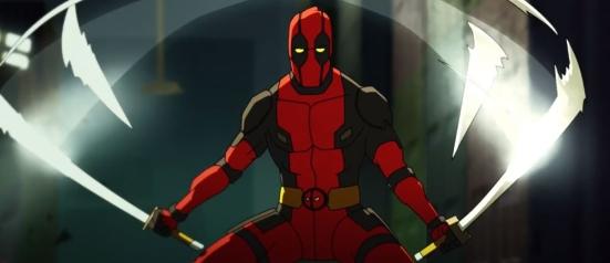 Deadpool Animated Series 7