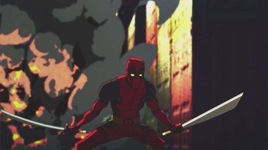 There's More to the Deadpool Animated Series Than FOX Were Letting On