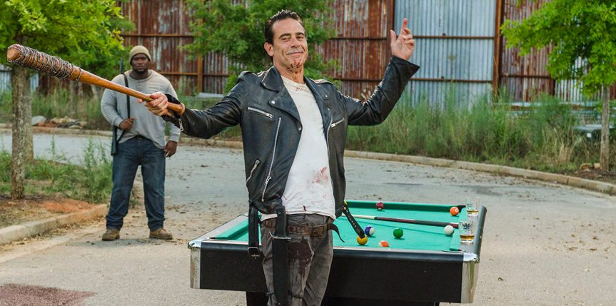 Jeffrey Dean Morgan and Robert Kirkman Have Some Ideas for The Walking Dead's Negan