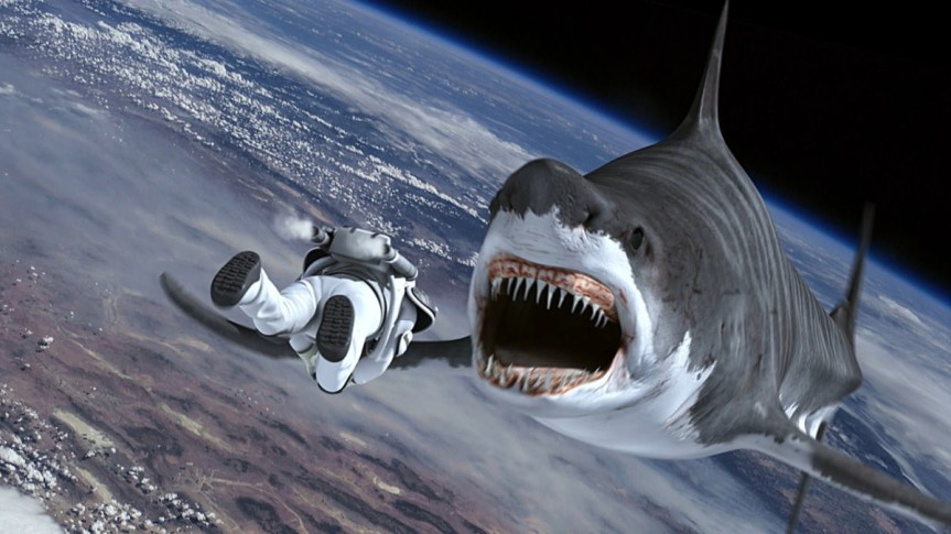 Here's Something to Get Your Teeth Into – Sharknado 6 is Coming