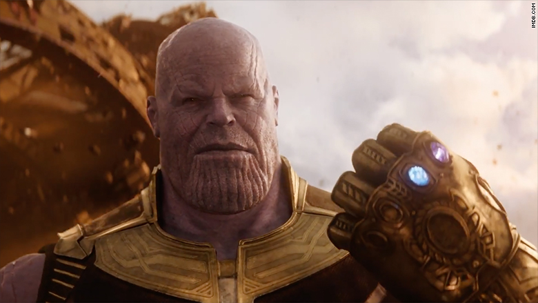 Thanos Conquers All – Infinity War DOMINATES in Opening Weekend