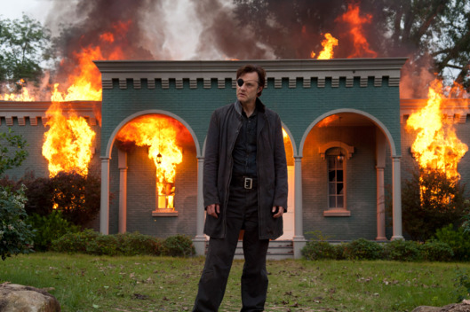 Could We See The Governor Return to The Walking Dead? David Morrissey Would Like to Think So