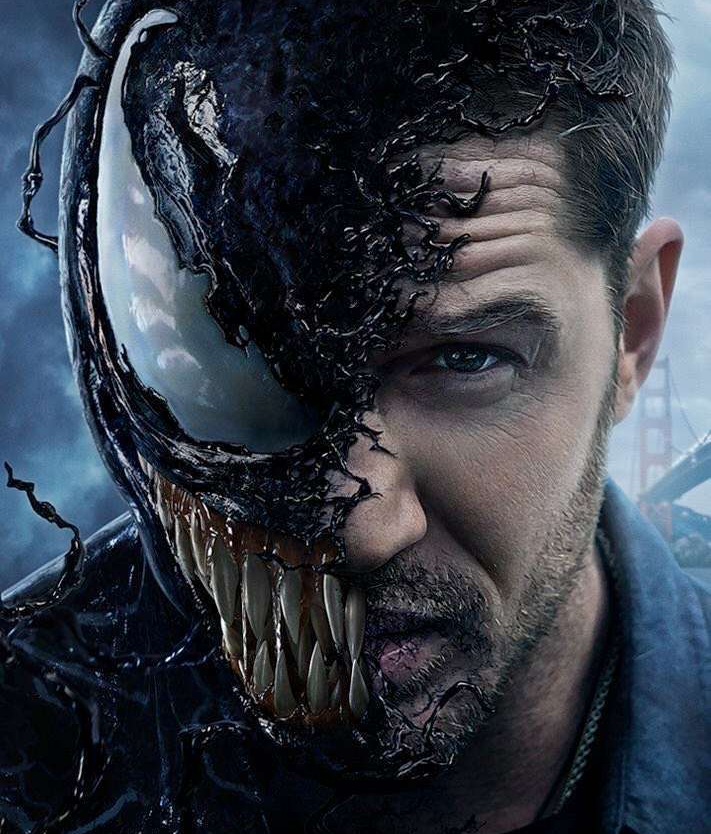 Sony Finally Show Off the New Venom – Complete With Iconic Tongue