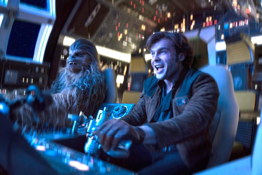 Just How Much Did Solo: A Star Wars Story Cost?