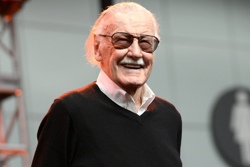 Stan Lee Takes to Twitter to Make First Address toFans