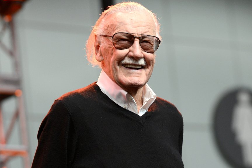 Stan Lee Takes to Twitter to Make First Address to Fans