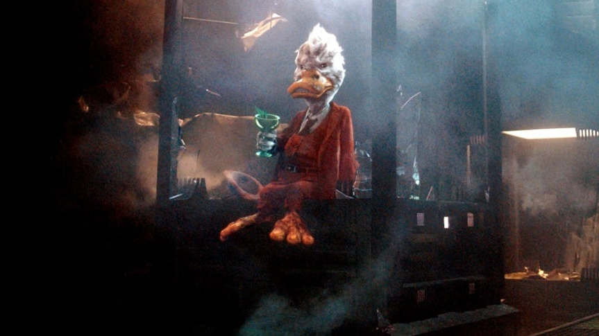 Lea Thompson Wants to Bring Howard the Duck to the MCU