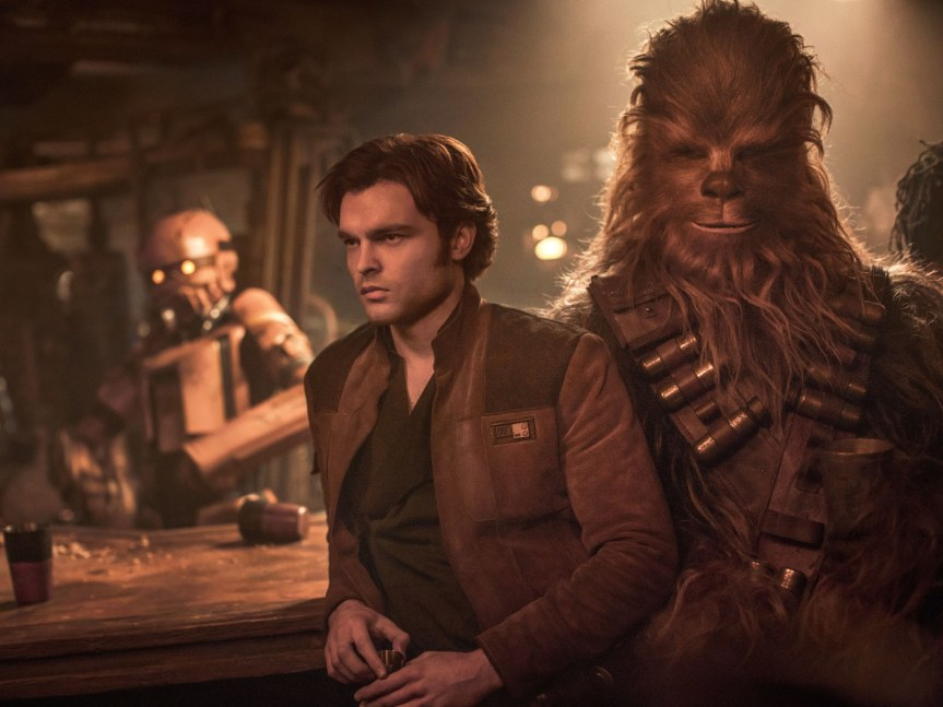 Disney Puts a Hold On All Star Wars Spin-offs Following Solo's Reception