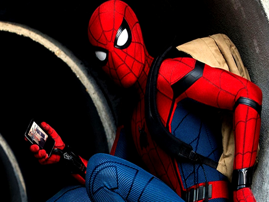 Tom Holland 'Reveals' Spider-Man: Homecoming Sequel Title