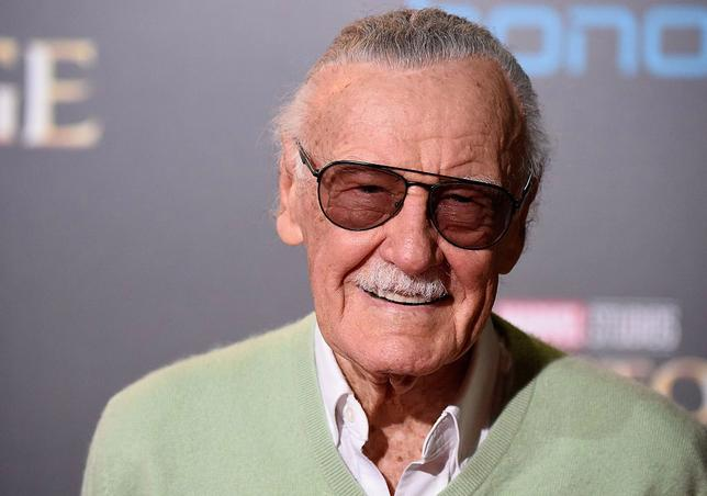 Another Hectic Week For Stan Lee, But He Remains in Great Spirits!