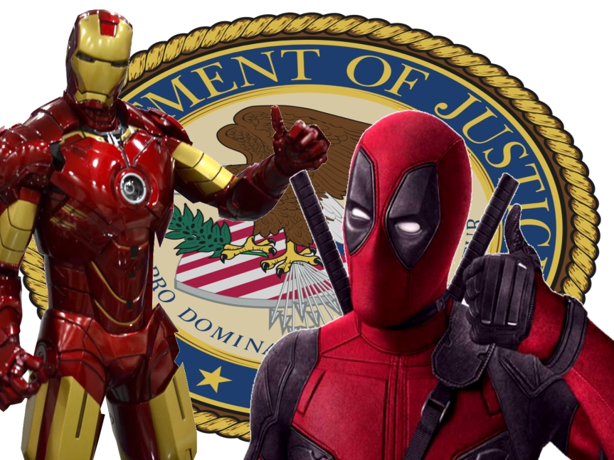 The Disney/Fox Deal Gets a Thumbs Up from the US Department ofJustice