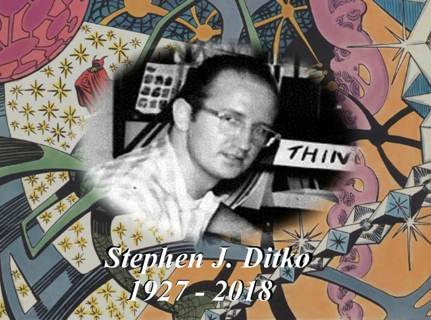Steve Ditko, Comic Book Artist and Creator, Dead at Age 90