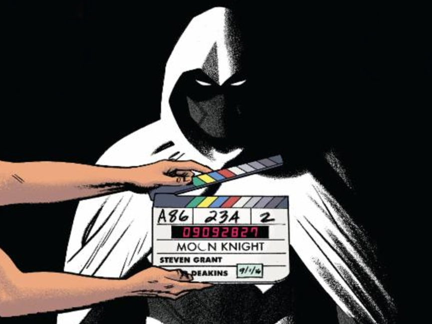 Ross Marquand Wants to Play Moon Knight in the MCU