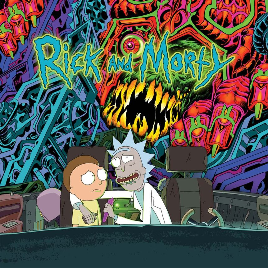 """SHOW ME WHAT YOU GOT!"" Get Ready For the Rick and Morty Album"