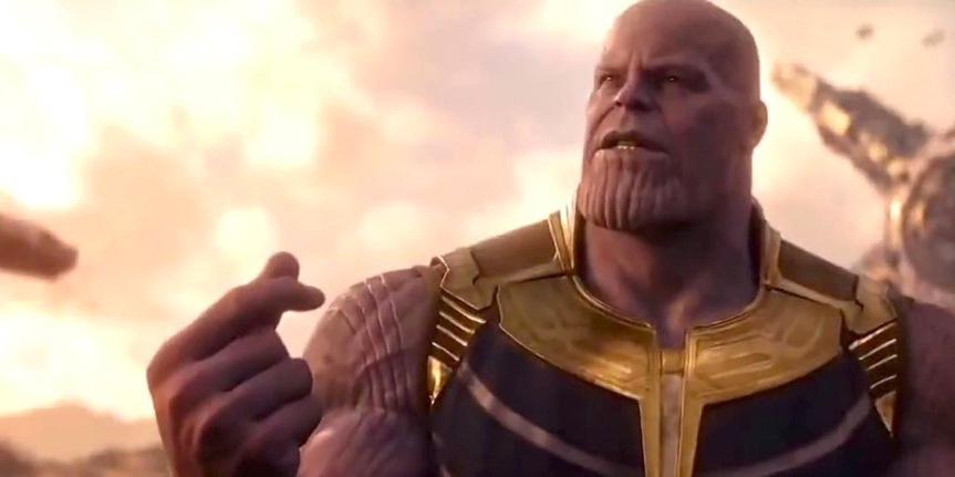 Thanos Will SNAP Half of the Population of Popular Reddit Out of Existence