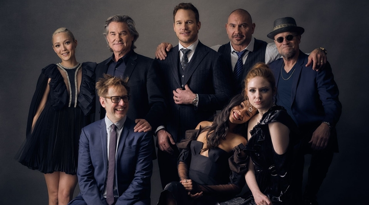 Guardians of the Galaxy and Hollywood Alumni Show Support for James Gunn